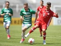Bayern Muenchen v Werder Bremen - B Juniors German Championship Final