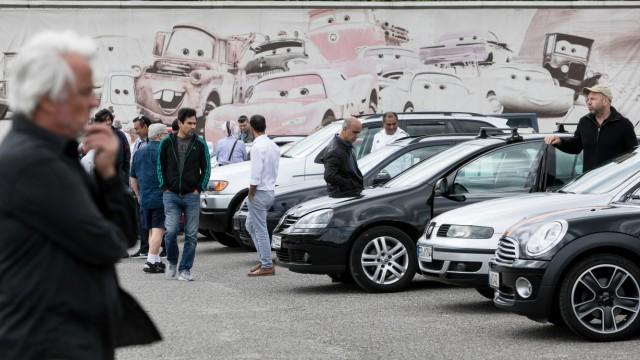 Dieselkrise Millionenverlust Für Fahrzeughändler Wirtschaft