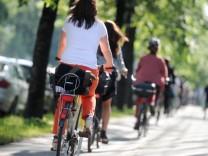 Radfahren in Bayern