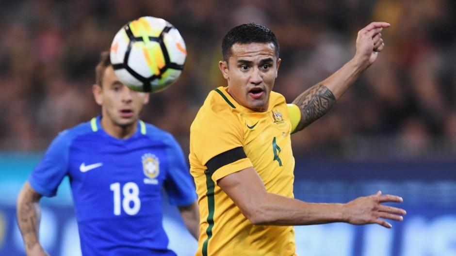 Brasil Global Tour: Australia v Brazil
