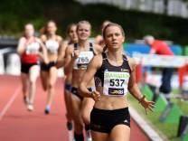 Leverkusen Leichtathletik Deutsche U23 Meisterschaften Junioren DM 2017 17 18 06 2017 Mareen Kal