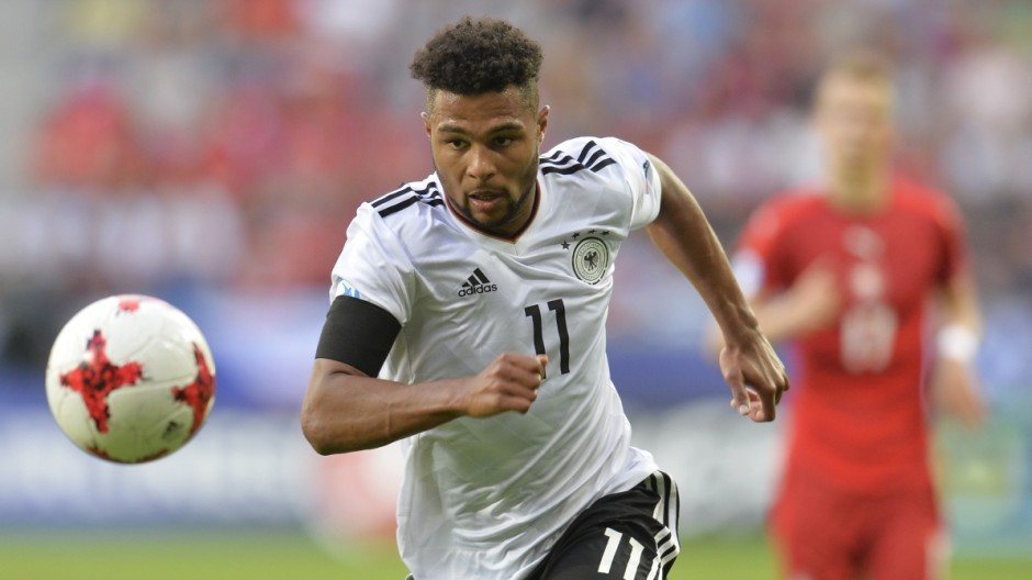 Germany v Czech Republic - 2017 UEFA European Under-21 Championship