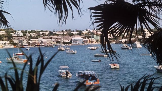 Bermuda-Inseln - Hamilton