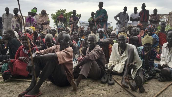 Flüchtlinge im Südsudan