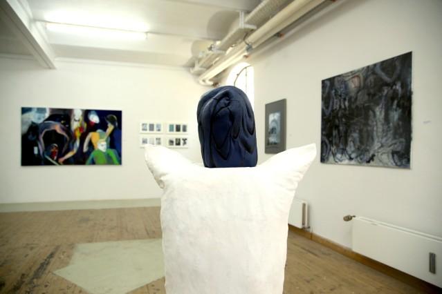 Bruck: Kulturwerkstatt HAUS 10 / NACHTBILDER / Jahresausstellung der Künstlervereinigung