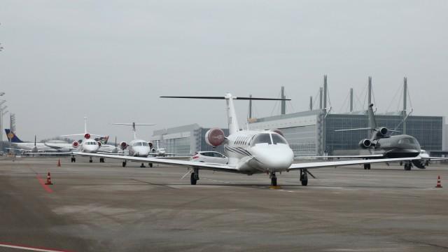 Flughafen Flughafen München