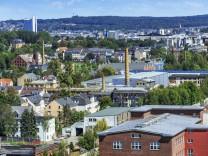 Industriegebiet in Chemnitz DRU Sachsen Chemnitz ¬ Chemnitz ist eine alte Industriestadt Das sâÄ°chs