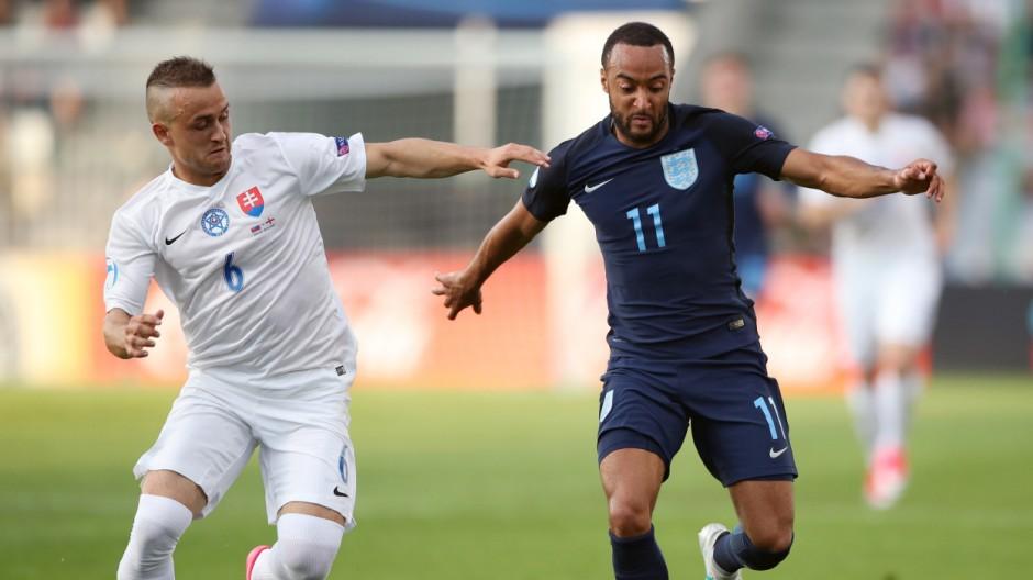 Slovakia v England - UEFA European Under-21 Championship - Group