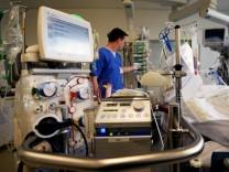 Intensivstation Universitätsklinikum Frankfurt