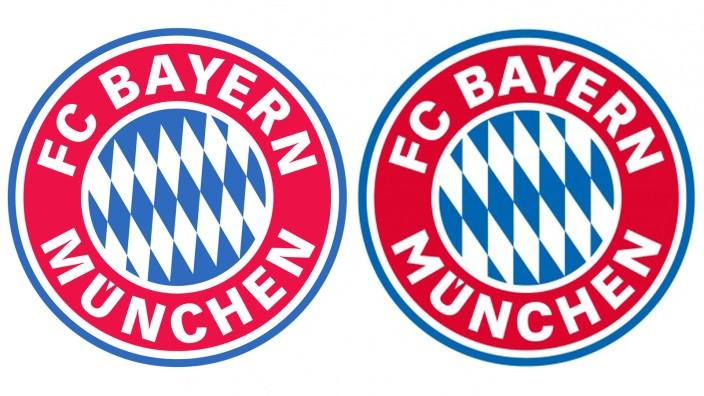 Neues Bayern Logo Finden Sie Den Unterschied Kultur Sz De