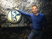 FC Schalke 04 Unveils New Signing Head Coach Domenico Tedesco