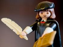 Millionster Playmobil-Luther ausgeliefert