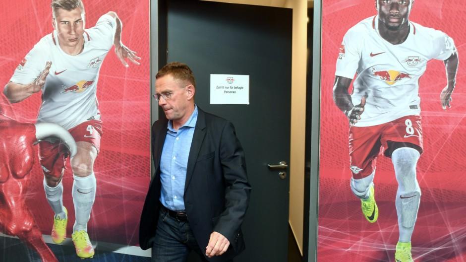 RB Leipzig - Pressekonferenz
