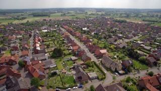 Luftaufnahme Südkirchen