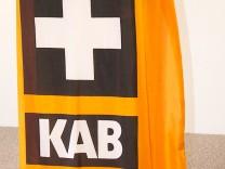 KAB Vorsitzender Gerhard Beißler