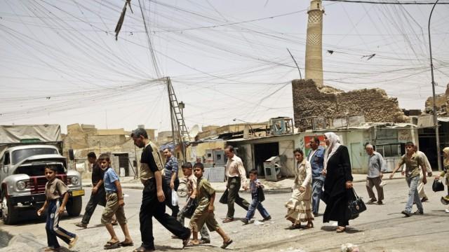Islamischer Staat Sturm auf Mossul