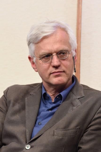 der Philosoph Michael Hampe von der ETH Zu¨rich liest am 30 05 2015 in Köln auf der 3 phil COLOGNE