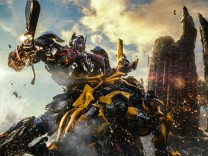 Szene aus Transformers 5: The Last Knight