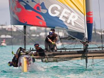 Yachting - America's Cup