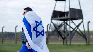 Marsch der Lebenden in Auschwitz-Birkenau
