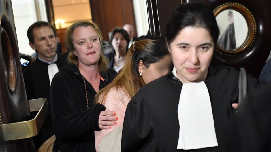 Prozess gegen acht arabische Prinzessinnen in Brüssel