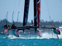 America's Cup Match Presented by Louis Vuitton - Day 2