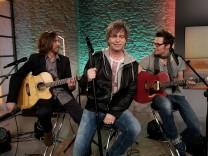 """""""Fools Garden als Unplugged Trio"""""""