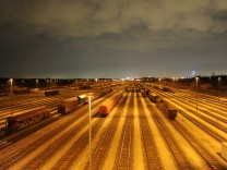 Streik im Güterverkehr