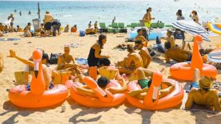 Spanien Spain Mallorca balearen Platja de Palma Ballermann Sauftourismus Alkohol Balneario 6