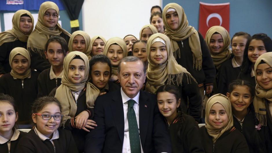 Recep Tayyip Erdoğan Türkei