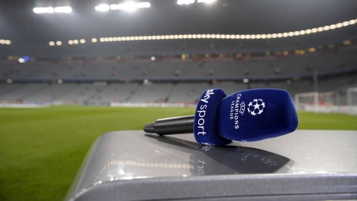 17 02 2010 Championsleague Achtelfinale Hinspiel FC Bayern München AC Florenz in der Allianz Ar