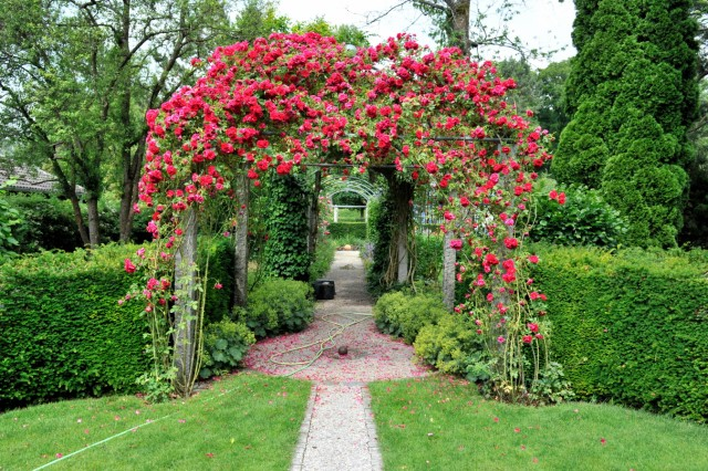 Berg Tag der offenen Gartentür