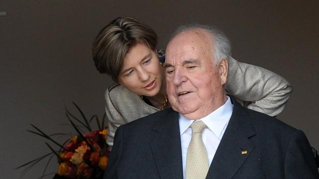 Altkanzler Kohl wird 80