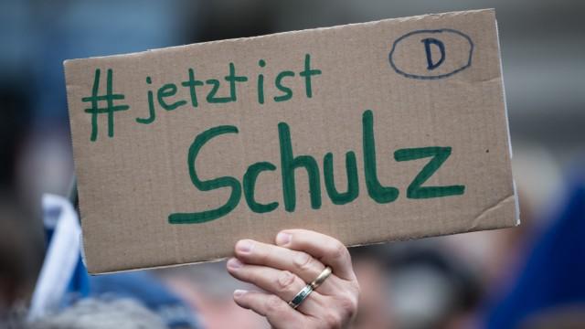 SPD-Kanzlerkandidat Martin Schulz in Hessen