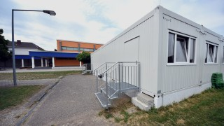 Schul-Container Graßlfing