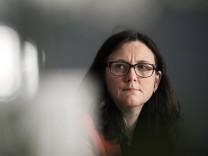 Cecilia Malmstroem TTIP Dialogforum DEU Deutschland Germany Berlin 02 06 2015 Cecilia Malmstro