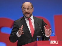 SPD Holds Federal Party Congress