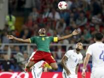 Kamerun - Chile