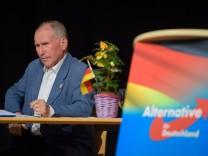 Parteitag der AfD im Saarland mit Neuwahl des Vorstands