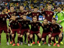 WM 2014 - Russland