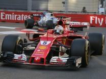 Formel 1: Großer Preis von Aserbaidschan