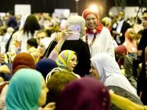 München: MOC / EID - moslemisches Zuckerfest