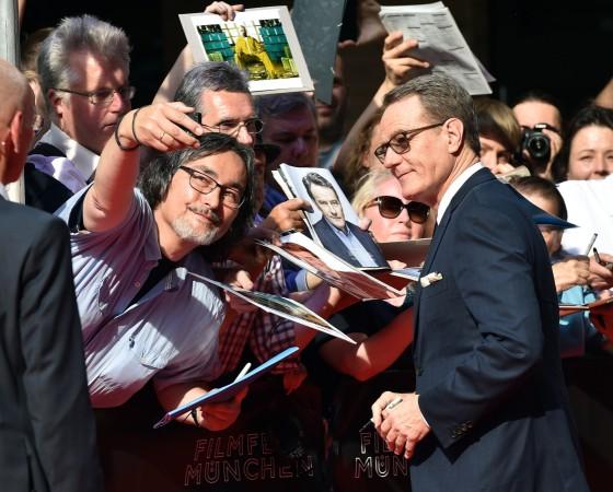 Bryan Cranston Awarded With CineMerit Award - Munich Film Festival 2017