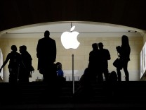 NSA taps into Apple user data