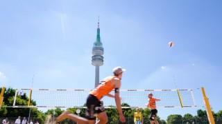 Freizeit & Sport Beachvolleyball