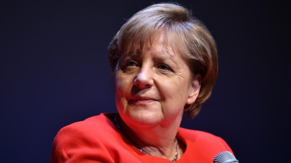 Brigitte Live: Conversation With Angela Merkel