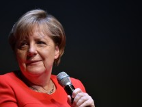 Brigitte Live: Conversation With Angela Merkel