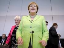 Fraktionssitzung der CDU