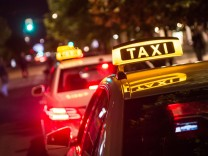Taxifahrt zum Niedriglohn