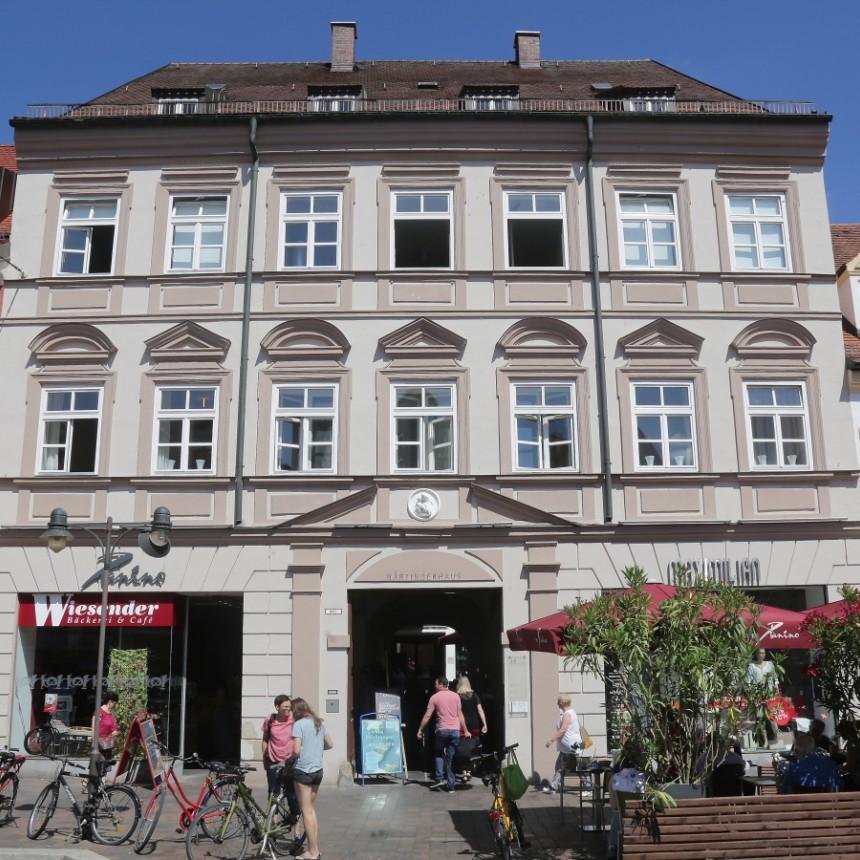 Grüner Hof Freising freising frü und heute es war ein adelspalais freising